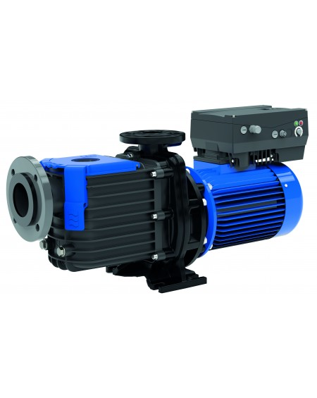 BOMBA HERBORNER WATERBLUE-B B040-110A-0112H-1,1KW IE5 + PED